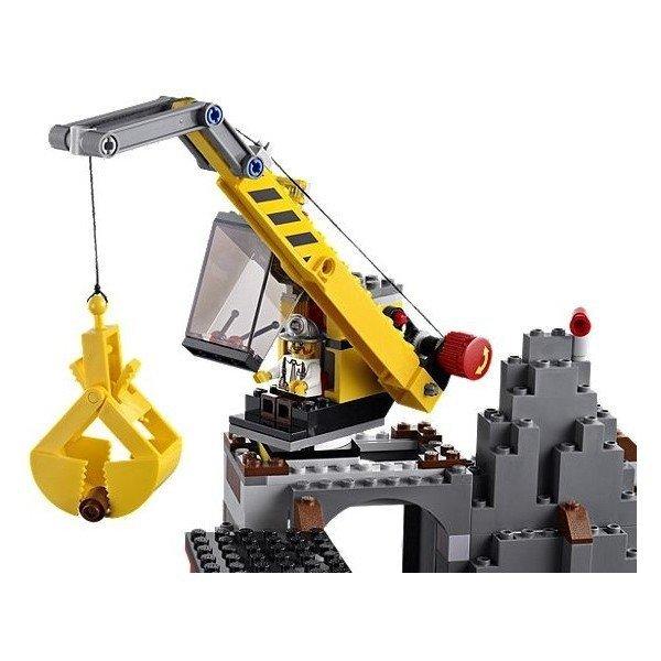 Lego City 4204 - Kopalnia