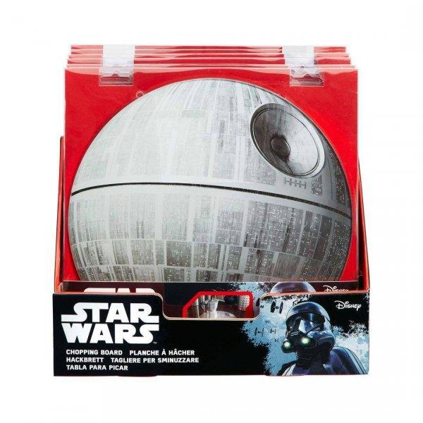 Star Wars - Deska do krojenia Gwiazda Śmierci Death Star