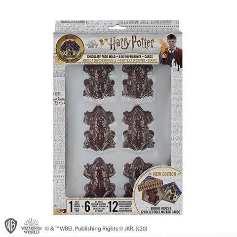 Harry Potter - Forma na czekoladowe żaby