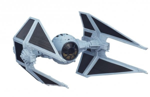 EKSKLUZYWNY MODEL STATKU TIE INTERCEPTOR - STAR WARS