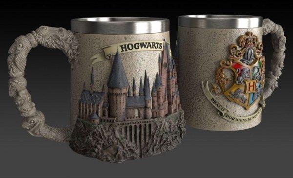 Harry Potter - Kubek szkoła Hogwart 3D