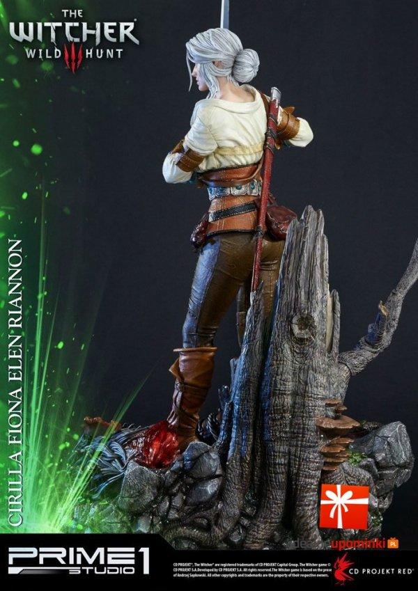 Wiedźmin - Figurka Ciri of Cintra 69 cm - Witcher 3 Wild Hunt