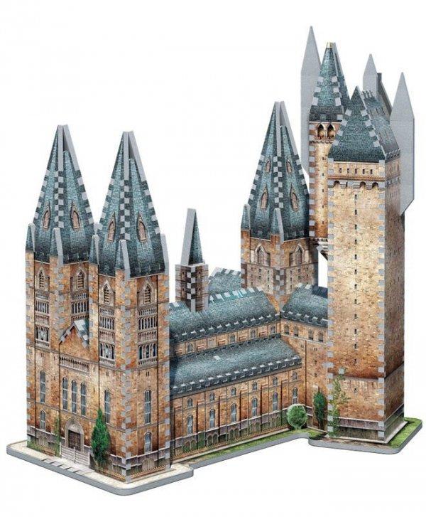 Harry Potter - Puzzle 3D Wieża astronomiczna 875 el.