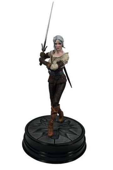Wiedźmin - Figurka Ciri 20 cm - Witcher 3 Wild Hunt