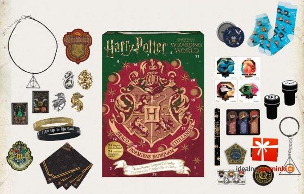 Harry Potter - Kalendarz adwentowy Magiczne Święta