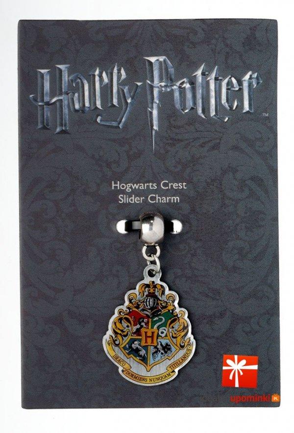 Zawieszka Charm Hogwart - Harry Potter (posrebrzane)