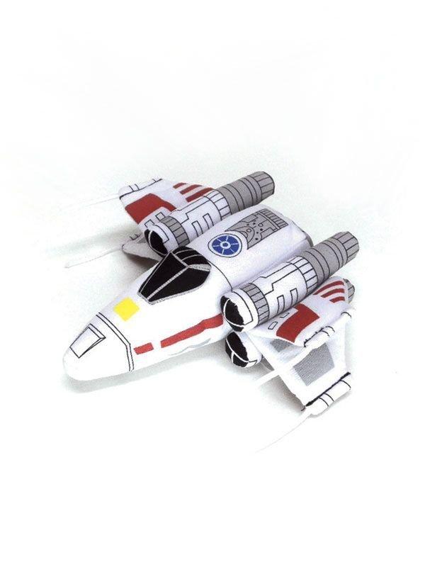 Star Wars - Pluszowe Pojazdy - Maskotki