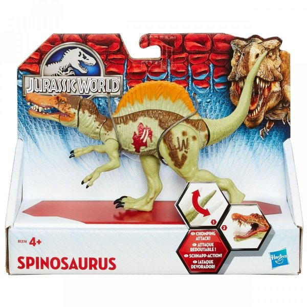 Jurassic World - Spinozaur 20 cm - Hasbro