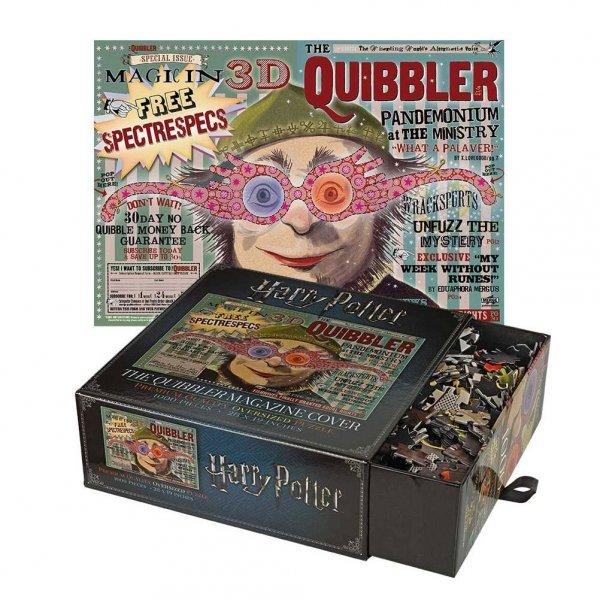Harry Potter - puzzle 1000 el. gazeta Żongler