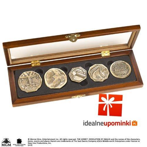 Hobbit - Zestaw monet - Krasnoludzki Skarb