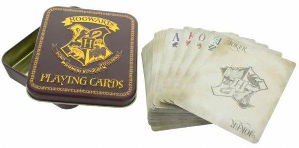 Harry Potter - Karty do gry Hogwart