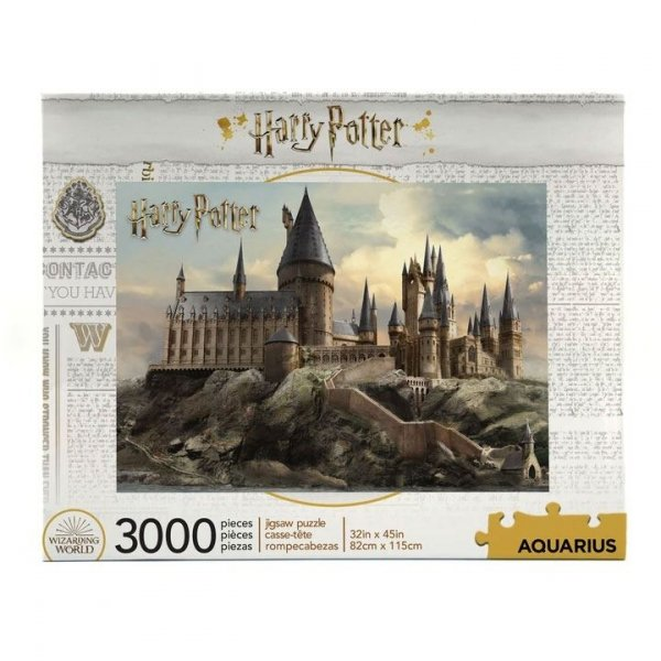 Harry Potter - Puzzle 3000 el. Hogwart
