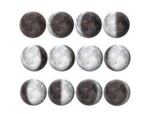 Księżyc w pokoju - Lampa Księżycowa