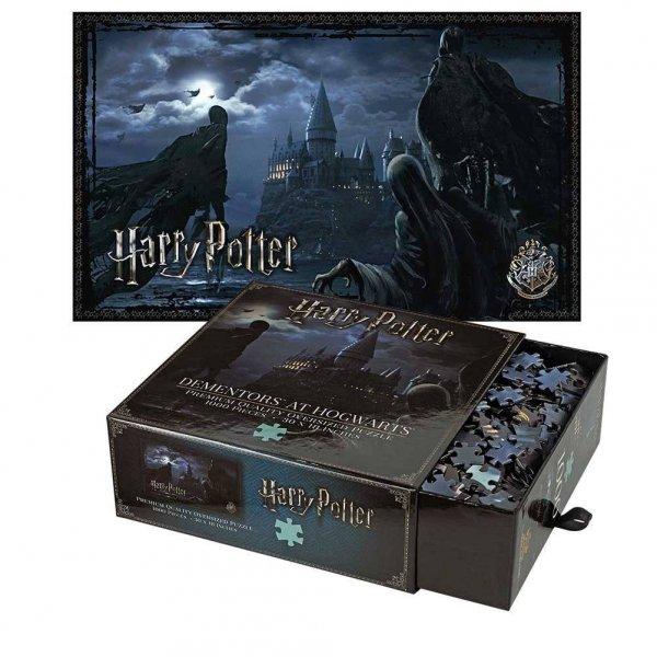 puzzle harry potter dementorzy