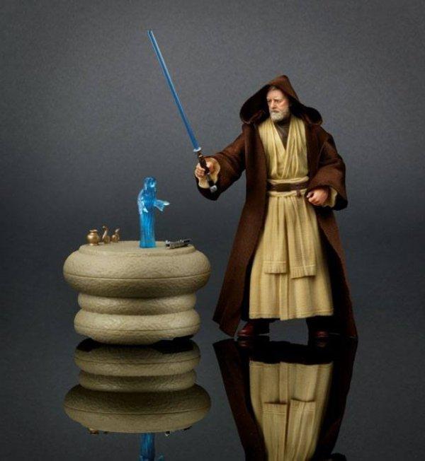 Star Wars - Episode IV Black Series Action figurka Obi-Wan Kenobi 2016 Exclusive 15 cm