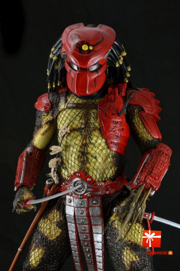 "Predator Series 3 ""Big Red Predator"" 49 cm 1/4 Scale"