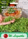 Nasiona Microgreens Bazylia