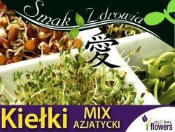 Nasiona na Kiełki - Mieszanka azjatycka nasiona 30g