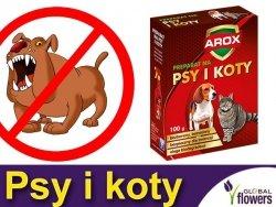 Arox Preparat na psy i koty 100 g