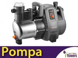 Gardena Premium pompa wody 6000/6 inox