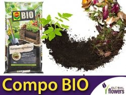 COMPO BIO Kompost ogrodowy 15 L