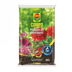 Podłoże do pelargonii i roślin balkonowych COMPO 20 l