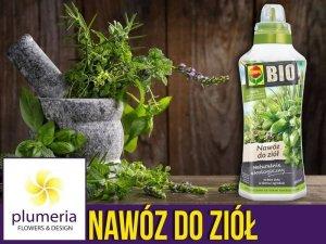 Ekologiczny Nawóz do Ziół COMPO BIO 500ml