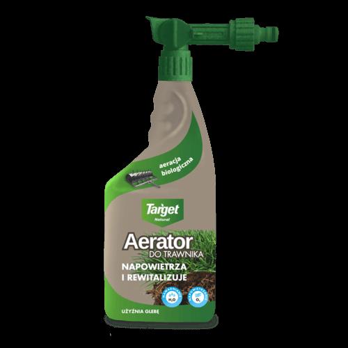 Aerator do Trawników w płynie na 300m2 na jaką powierzchnie w spreju sprayu z dozownikiem