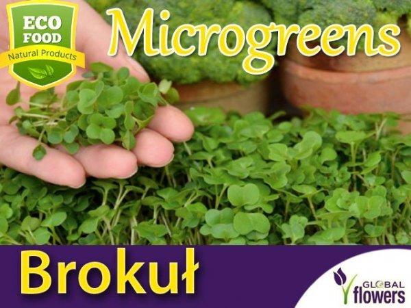 Microgreens - Brokuł 3g