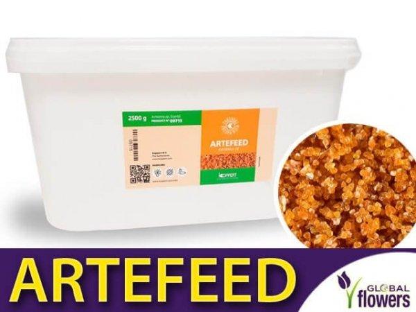 ARTEFEED alternatywne źródło pokarmu dla dziubałeczka mączlikowego