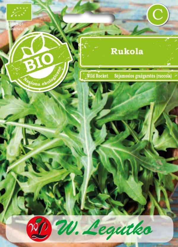 Nasiona ekologiczne warzyw