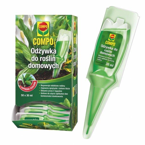 COMPO odżywka, aplikator do roślin domowych, skrzydłokwiat