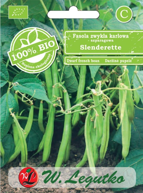 BIO uprawa fasola szparagowa