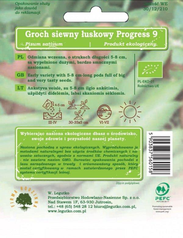 Groch bio uprawa