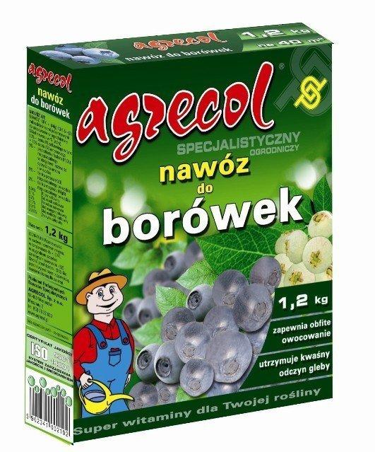 Agrecol Nawóz do borówek 1,2kg