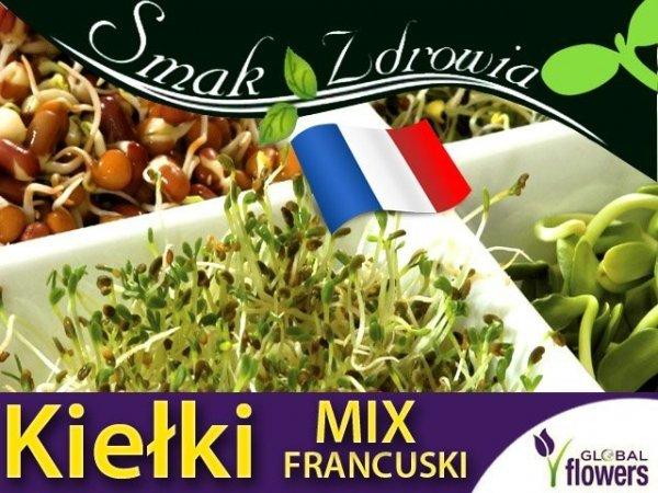 Nasiona na Kiełki - Mieszanka francuska 20g