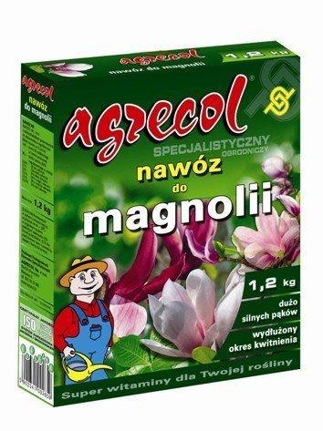 Posypowy nawóz do magnolii