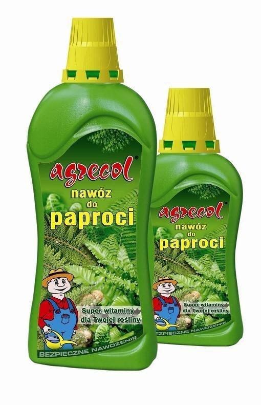 Agrecol Nawóz do paproci 0,35L