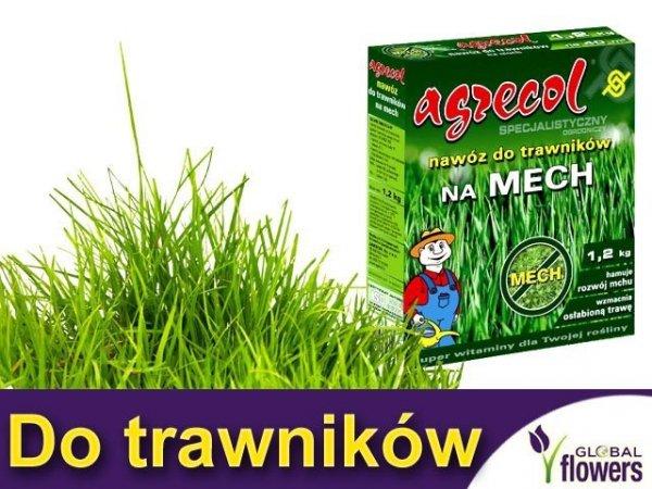 Agrecol Nawóz do trawników z mchem 1,2kg