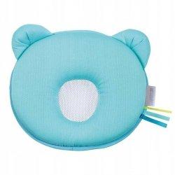 poduszka Panda Air oddychająca przeciw plaskiej główce TURKUS Candide expert
