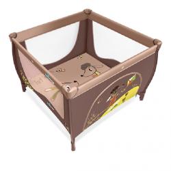 KOJEC PLAY baby design składany  106/106 cm
