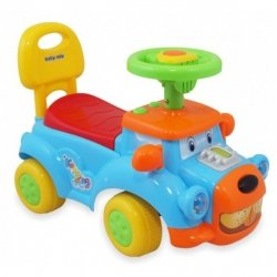 Pojazd  NIEBIESKI  Baby Mix 554