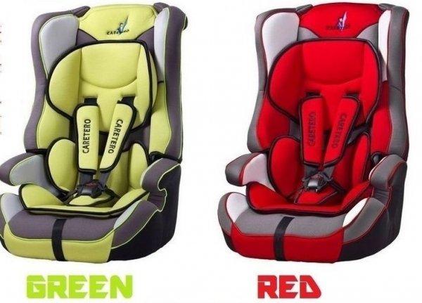 VIVO fotelik samochodowy 9-36 kg CARETERO kolory !