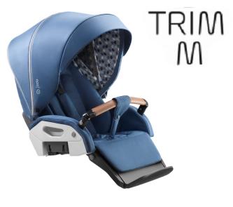 2018 TRIM T-linia  wózek wielofunkcyjny ( gondola+ spacerówka + fotelik KITE JEDO 0-13 KG)) + dodatki NOWOŚĆ jedo