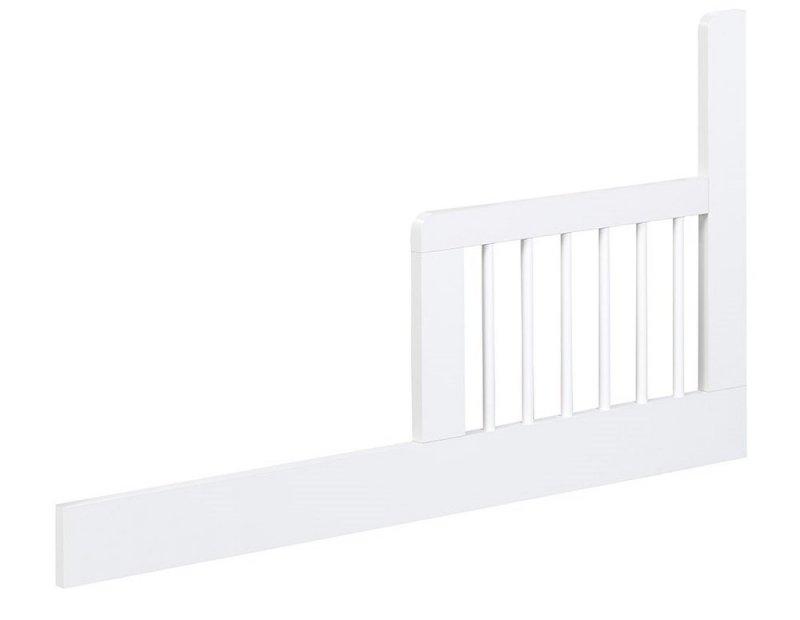 łóżeczko KAROLINA II  BIAŁE 120/60 Klupś  ( opcja barierka boczna )