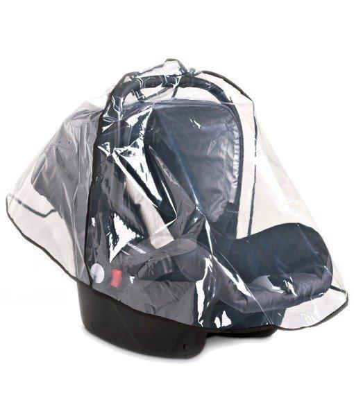 folia przeciwdeszczowa do fotelika/ nosidełka  0-13 kg