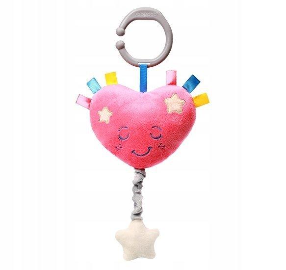 Zabawka dla dzieci z pozytywką LULLABY HEART Baby ono  615