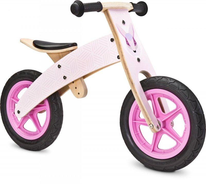 Rowerek biegowy WOOD  TOYZ  PINK
