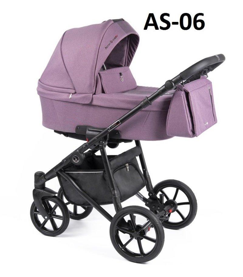 wózek wielofunkcyjny ASTIN  2021 2w1 Coletto MEGAGRATISY