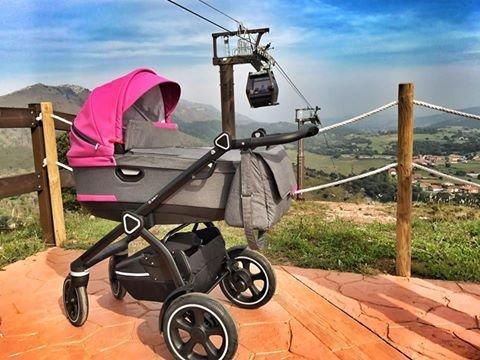 2018 TRIM M-linia  wózek wielofunkcyjny ( gondola+ spacerówka + fotelik KITE JEDO 0-13 KG)) + dodatki NOWOŚĆ jedo